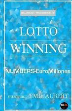 LOTTO WINNING NUMBERS EuroMillones by Emil Albert (2014, Paperback)
