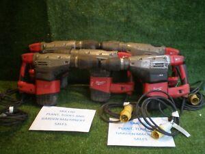 MILWAUKEE KANGO K750S ROTARY HAMMER DRILL/BREAKER 110 VOLT 1550w VAT INC SRA1