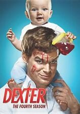 Dexter Complete Fourth Season 0097368958647 With Michael C. Hall DVD Region 1