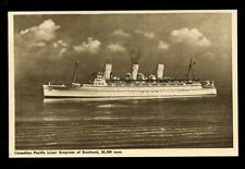 Canada Posted Collectable Cruise Liner Postcards