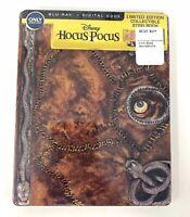 Hocus Pocus (Blu-ray + Digital) Steelbook Best Buy Halloween Limited Edition New