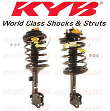 Acura MDX Honda Pilot Pair Set of 2 Front Struts and Coil Springs Assembly KYB