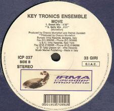 KEY TRONICS ENSEMBLE - Move - Irma CasaDiPrimordine 1992 - ICP 037 Irma Ita