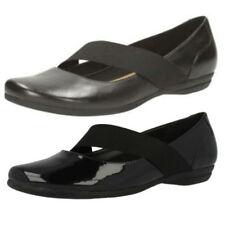 Standard Width (D) Wet look, Shiny Regular Heels for Women