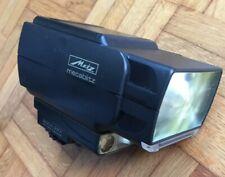 Flash Reflex Metz 40mz-3i + Sca 3401  Sabot Nikon