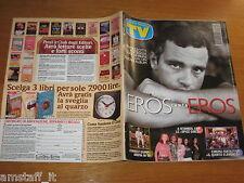 TV SORRISI E CANZONI=1997/44=EROS RAMAZZOTTI=PIOVRA RAOUL BOVA=SPICE GIRLS=