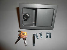 Caraloc 700 Exterior Door Lock with 2 keys, Caravan/Motorhome/Horsebox, New