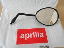 NEW GENUINE APRILIA SCARABEO 125-200-250-400-500 R/H REARVIEW MIRROR AP8104526