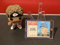 1968 Topps Rod Carew Rookie #363 Minnesota Twins Hall of Fame Member!!!