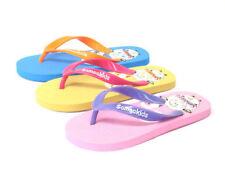 Sandales multicolores moyens pour fille de 2 à 16 ans