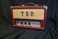 Boutique Handmade handwired 5 W Valve Tube Amp Head Amplificateur de Guitare plexi Sound