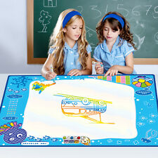 Wow!!! Drawing Water Pen Painting Magic Doodle Aquadoodle Mat Board Kids Toy