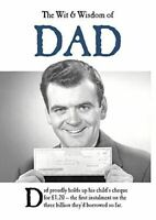Emotional Rescue, The Wit & Wisdom of Dad: from the BESTSELLING Greetings Cards