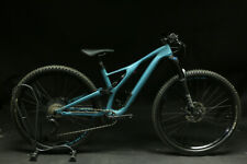 2018 Specialized Women's Stumpjumper ST Comp Carbon 29 Medium Turquoise Demo