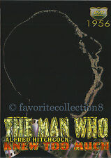 The Man Who Knew Too Much (1956) - Alfred Hitchcock, James Stewart - DVD NEW