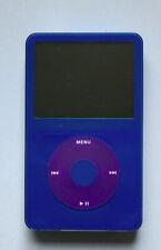 Blue iPod Classic 5.5th Generation 2TB 1950mAh Battery Wolfson Digital