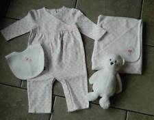 Size 3-6 months outfit Janie and Jack Signature Collection layette,4 pc.set,gift