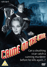 Crime On the Hill DVD (2015) Sally Blane ***NEW***