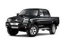 MITSUBISHI L200 1996 -2006  WORKSHOP SERVICE & REPAIR MANUAL DOWNLOAD