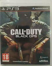 Call of Duty Black Ops. Ps3. Fisico. Pal España