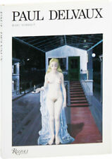 Marc Rombaut PAUL DELVAUX 1990 First American Edition / dustjacket NF/NF