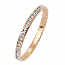 Unbranded Yellow Gold I1 Fine Diamond Rings