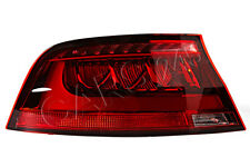 Outer Wing LED Smoke Grey Tail Light LEFT Fits Audi A7 Sportback 2010-2014 OEM