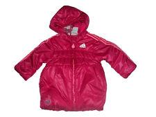 Adidas Winterjacke Daunen Mädchen Kinderjacke Jacke rot 74 80 86 Neu