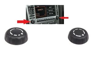 NEW GENUINE PORSCHE BOXSTER CARRERA 997 987 PCM RADIO NAVIGATION KNOB BUTTONS