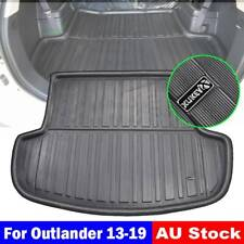 Heavy Duty Cargo Rubber Waterproof Mat Boot Liner For Mitsubishi Outlander 13-20