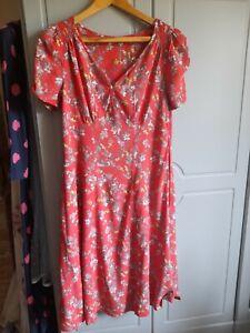 Marks And Spencer Vintage Style Summer Dress