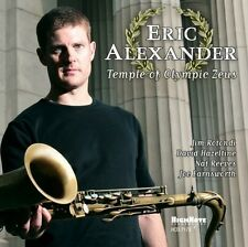 Eric Alexander - Temple of Olympic Zeus [New CD]