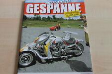 151884) Harley Davidson V-Rod Sauer Gespann - Motorrad Gespanne 84/2004