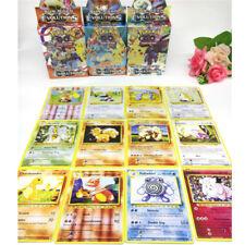 25pcs Set Pokemon Card Bundle Joblot Cards Lot HOLOS Mixed Game Random Gift