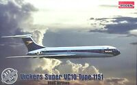 1/144 Classic Airliner : Vickers Super VC10 Type 1151 [BOAC] :  RODEN