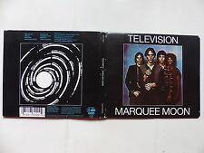 CD Album TELEVISION Marquee moon 8122-73920-2