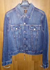 ENERGIE Cappotto In Jeans Imbottito Uomo Taglia Size S