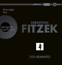 Der Heimweg - Sebastian Fitzek (MP3-CD) NEU&OVP!!! 2020