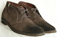 Johnston & Murphy Birchfield Chukka Desert Brown Suede 25-1192 boots Men's 9.5 M
