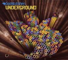 Various Artists / Godskitchen Underground (2 CD) **NEW** CD