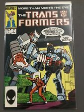 The Transformers # 7 (9.0-9.2)