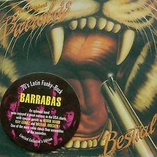 NEW - Bestial by Barrabas