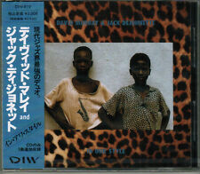 DAVID MURRAY*JACK DeJOHNETTE In Our Style FRED HOPKINS Rare Japan DIW CD!