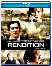 NEW BLU-RAY // RENDITION // Jake Gyllenhaal, Reese Witherspoon, Alan Arkin, Pete