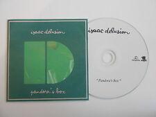 ISAAC DELUSION : PANDORA'S BOX ( RADIO EDIT ) [ CD PROMO ] ~ PORT GRATUIT