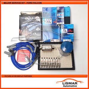 Major Service Kit for FORD FALCON EB, ED, EF, EL 5.0Ltr 302 EFI V8, Fairmont XR8