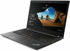 "Lenovo ThinkPad T480s 14"" Laptop; i7-8650U, 16GB, 256 SSD, Win10 PRO, WARRANTY"