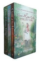 Anne of Green Gables 3 Book Box Set L M Montgomery Avonlea Island Fiction  New