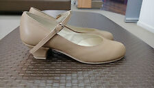 Salvio's Camel Sports Chorus Tap/Stage Shoes Women's UK size 4
