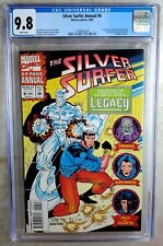 Silver Surfer Annual #6 Marvel 1993 1st App Legacy CGC 9.8 NM/MT WP Comic P0078